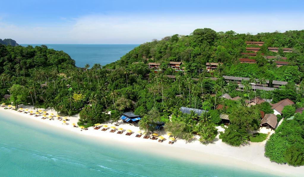 Zeavola Resort, Phi Phi, Krabi.